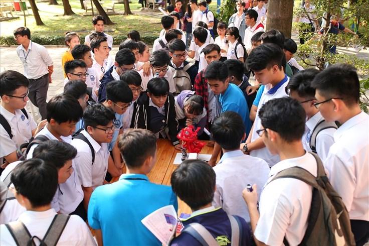 Nhiều trường phía Nam tiếp tục công bố phương án tuyển sinh 2019