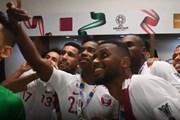 Dàn cầu thủ Qatar vỡ òa cảm xúc khi giành chức vô địch Asian Cup 2019