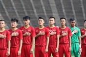 Thủ tướng động viên U22 Việt Nam trước trận bán kết với U22 Indonesia