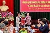 Thường vụ Thành ủy Hà Nội công bố quyết định nhân sự mới