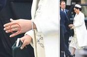 Sự thật việc công nương Meghan Markle không đeo nhẫn đính hôn