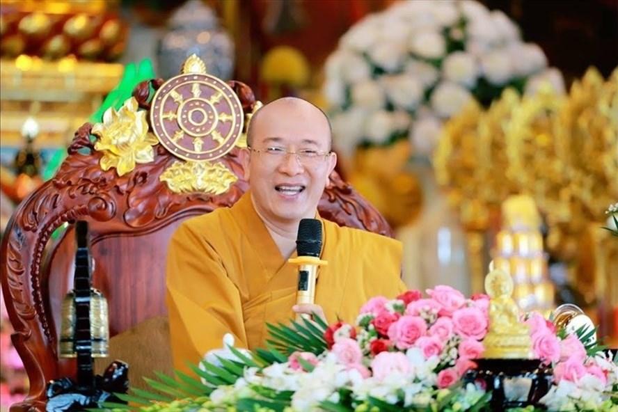 Đại đức Thích Trúc Thái Minh phải sám hối đại tăng và theo thầy giáo giới để học Giáo luật.