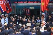 Hành trình trở về Bình Nhưỡng của Chủ tịch Triều Tiên Kim Jong-un