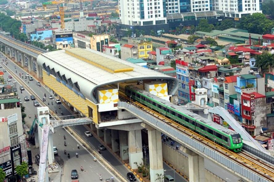 Đường sắt đô thị Cát Linh-Hà Đông
