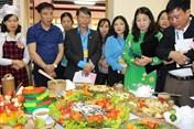 """LĐLĐ tỉnh Tuyên Quang: Tưng bừng Hội thi """"Khéo tay hay làm"""" năm 2019"""