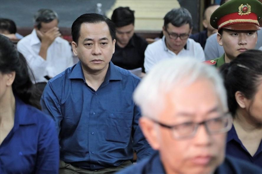 Phan Văn Anh Vũ kêu oan, cho rằng mình không chiếm đoạt hơn 200 tỉ của DAB. Ảnh: Trường Sơn