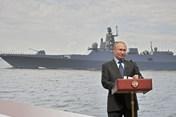 """Nga hạ thủy tàu ngầm hạt nhân mang """"vũ khí ngày tận thế"""" siêu mạnh"""