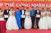 Lan tỏa mô hình đám cưới tiết kiệm, văn minh