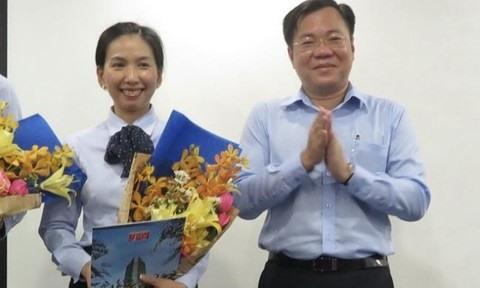 Ông Tề Trí Dũng và bà Hồ Thị Thanh Phúc
