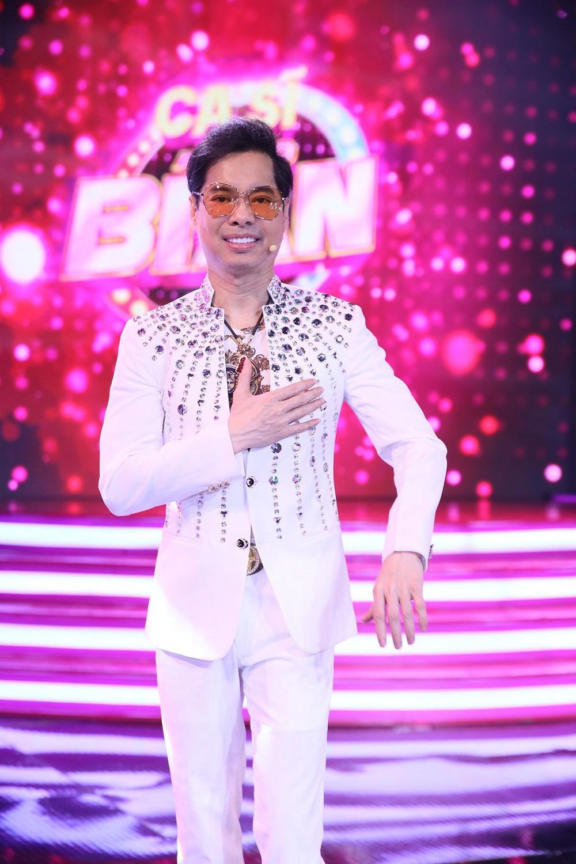 Trang phục của ca sĩ Ngọc Sơn.