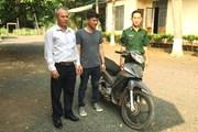 """""""Nở rộ"""" nạn trộm xe máy mang qua Campuchia bán"""
