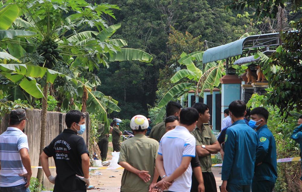 Đến 17h ngày 16.5 công an tỉnh Bình Dương chính thức thông tin xác định đây là vụ án mạng.