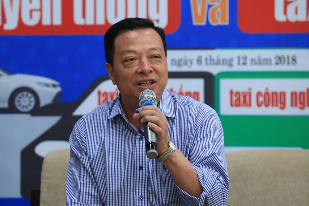 TS Vũ Hồng Trường.