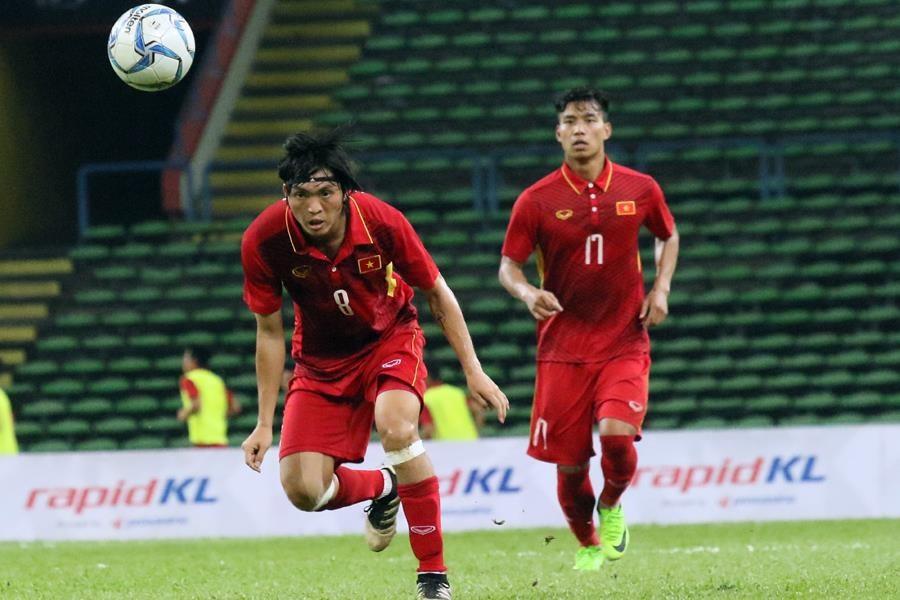 Tuấn Anh không có mặt trong chuỗi thành công của các đội tuyển Việt Nam hơn 1 năm qua. Ảnh Đ.Đ