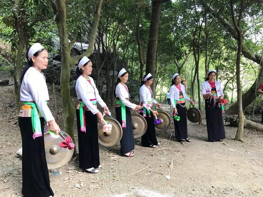 Nhiều hoạt động văn hóa, văn nghệ đặc sắc diễn ra trong Tuần du lịch. Ảnh: NT