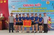 Tuyên Quang: CĐ Trường THPT Chiêm Hóa đoạt giải nhất bóng chuyền hơi