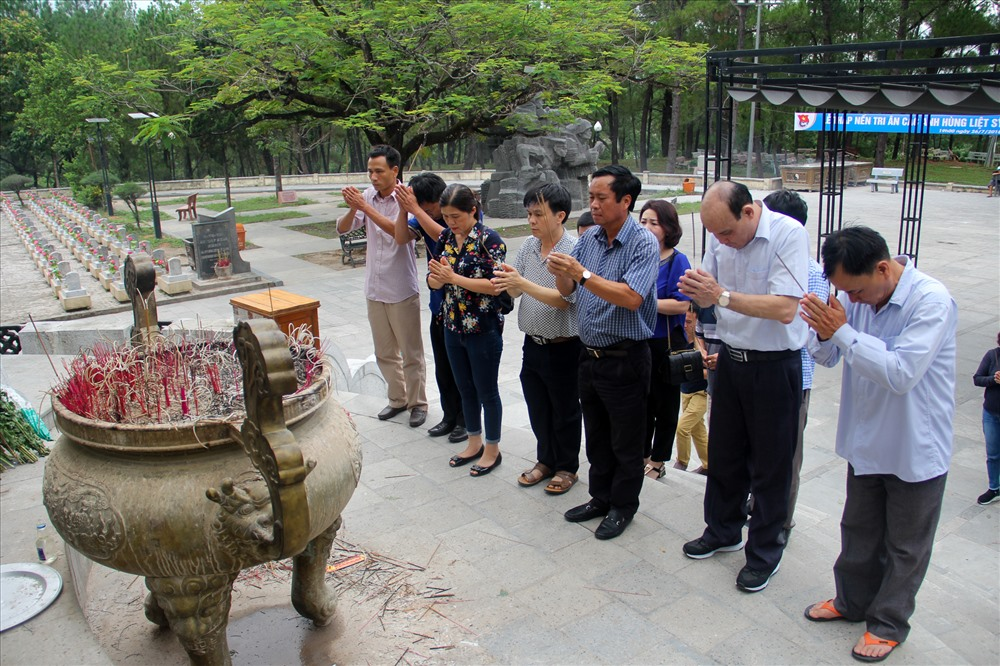 Đây là địa điểm có rất nhiều người dân trong nước và bạn bè quốc tế đến hành hương mỗi năm.