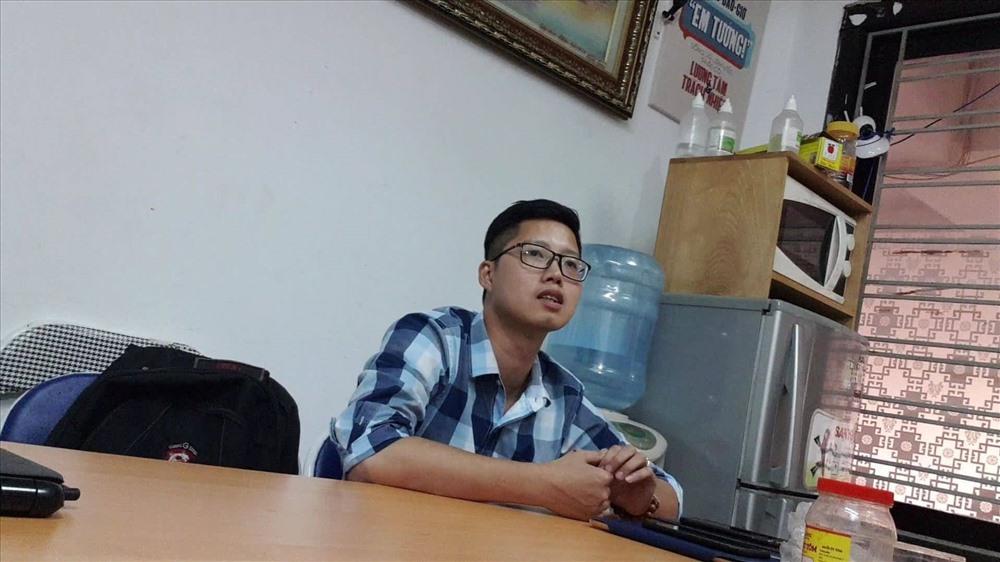Ông Lương Việt Anh - Phó Viện trưởng Viện nghiên cứu và Hỗ trợ phát triển Nhân lực Doanh nghiệp