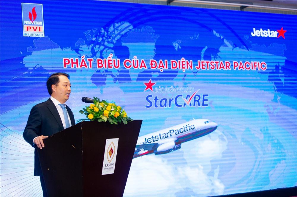 Ông Nguyễn Quốc Phương – Tổng giám đốc Jetstar Pacific Airlines