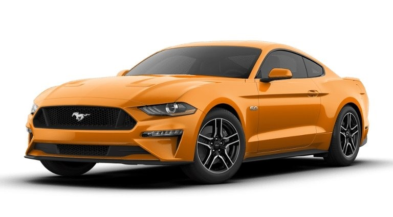 Ford Mustang GT 2019.