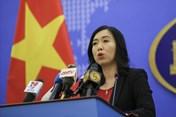 Việt Nam phản đối Trung Quốc cấm đánh bắt cá 3 tháng ở Biển Đông