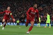 Điểm nhấn Liverpool 4-0 (4-3) Barcelona: Chỉ có thể là The Kop