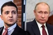 Lý do ông Putin không chúc mừng Tổng thống Ukraina Ngày Chiến thắng
