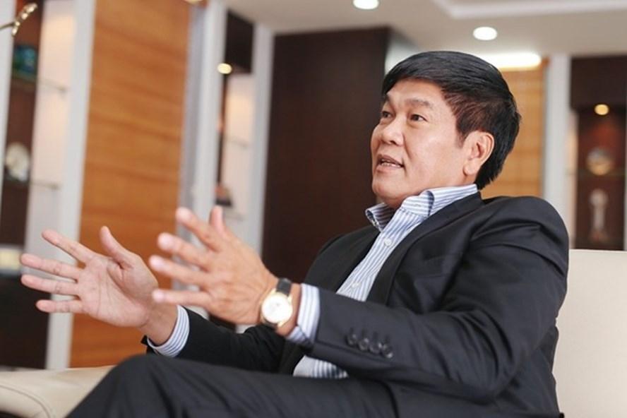 Ông Trần Đình Long - Chủ tịch HĐQT Tập đoàn Hoà Phát (Ảnh: HPG)