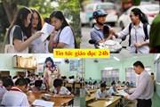 Giáo dục 24h: Tổng hợp đáp án môn Tiếng Anh, Toán, Ngữ Văn thi vào lớp 10