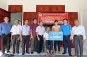 LĐLĐ Hà Tĩnh hỗ trợ 160 triệu đồng làm 4 nhà Mái ấm công đoàn