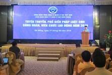 Công đoàn Cty Quản lý bay miền Trung: Tuyên truyền pháp luật cho NLĐ