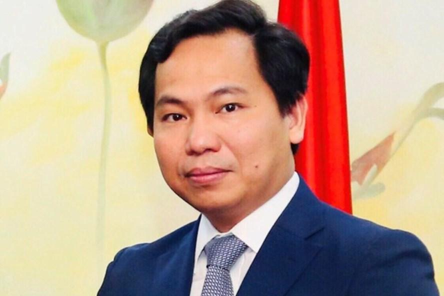 Ông Lê Quang Mạnh. Ảnh: VGP.