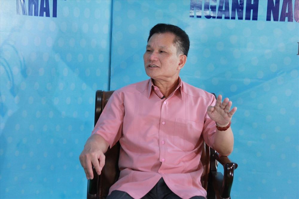 Ông Bùi Sỹ Lợi - Phó Chủ nhiệm Ủy ban Các vấn đề xã hội của Quốc hội. Ảnh: Trần Vương