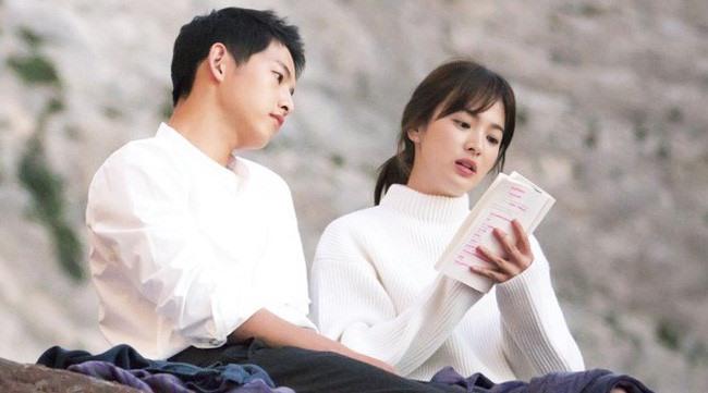Song Hye Kyo và Song Joong Ki khiến nhiều fan tiếc nuối. Ảnh: ST