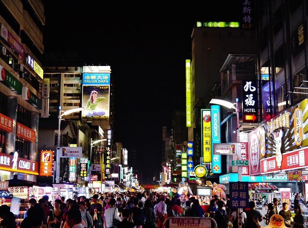 Chợ đêm là hoạt động không thể thiếu của du khách khi đến Đài Loan nói chung hay Cao Hùng nói riêng