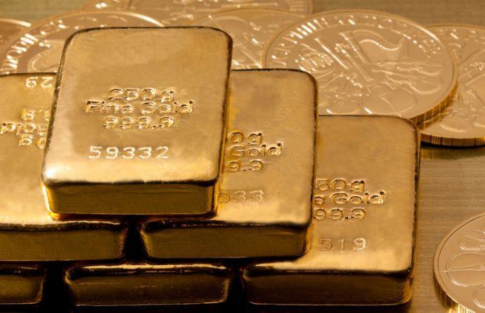 Giá vàng hôm nay ở mức 38,750 - 39,250 nghìn đồng/lượng. Ảnh ITN