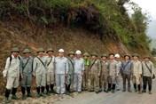 CĐ Tổng cục Địa chất và Khoáng sản VN kiểm tra công tác về ATVSLĐ