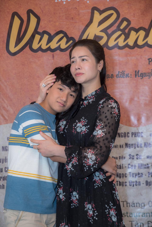 """Nhật Kim Anh nhận vai mẹ đơn thân trong """"Vua bánh mì"""" bản Việt."""