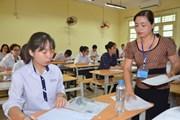 Đề thi, đáp án thi vào lớp 10 năm 2019 của tỉnh Thái Bình - môn Toán
