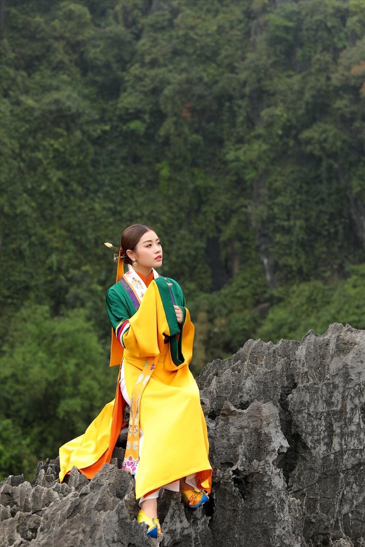 Thu Hằng lựa chọn Ninh Bình làm bối cảnh quay chính.