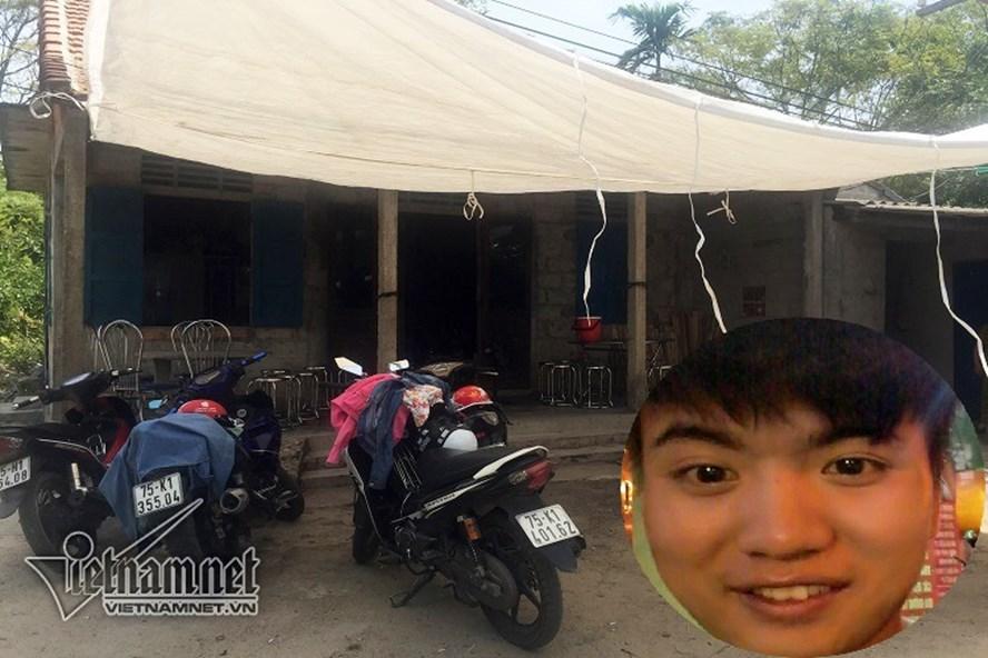 Ngôi nhà nơi xảy ra vụ việc. Ảnh: Vietnamnet.