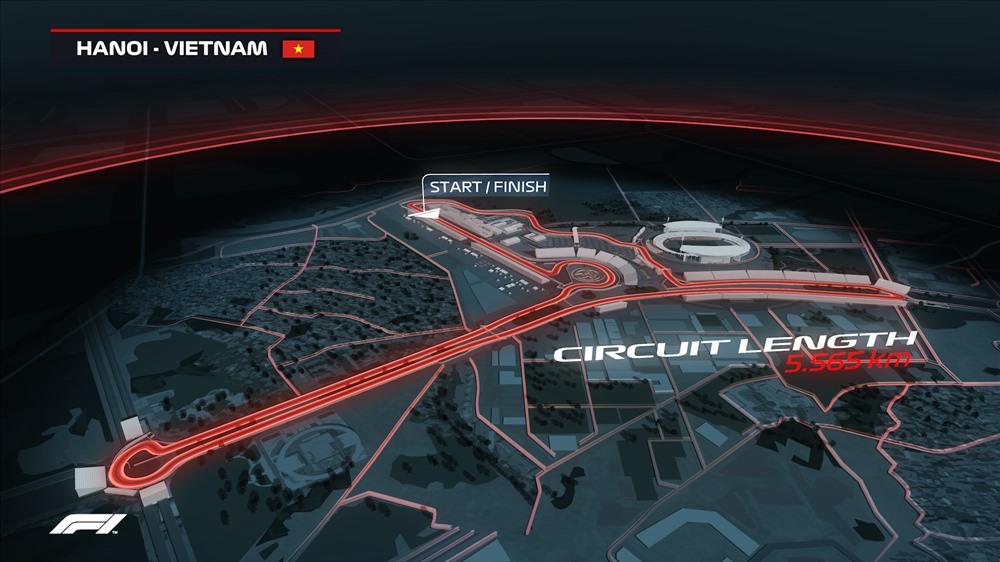 Cơ hội được tận mắt chứng kiến những màn đua tốc độ nghẹt thở tại chặng đua thách thức bậc nhất thế giới ngay tại Hà Nội.
