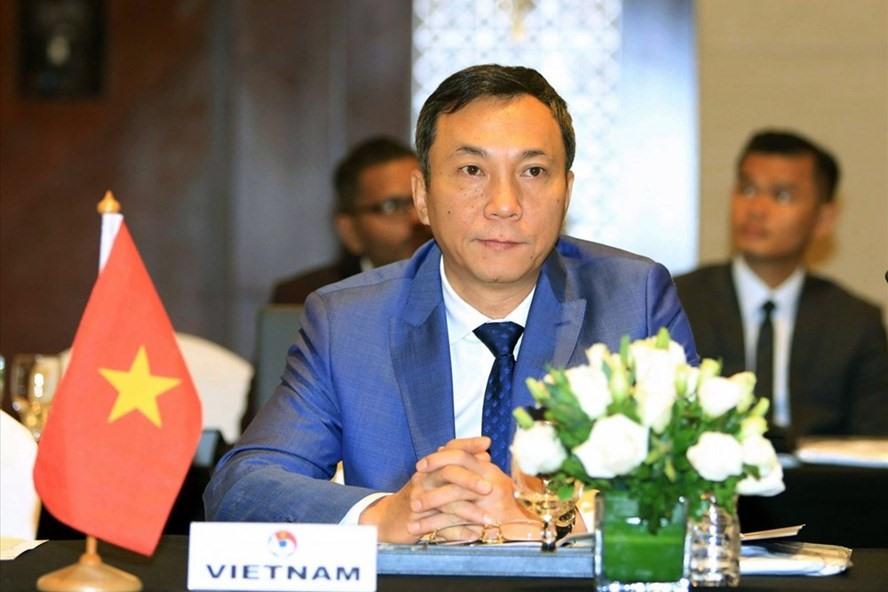 Phó Chủ tịch Thường trực VFF Trần Quốc Tuấn. Ảnh: AFC
