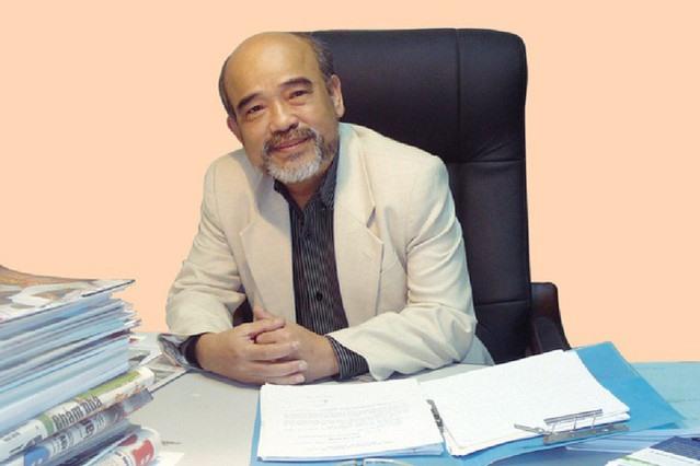 Giáo sư Đặng Hùng Võ. Ảnh: Giadinh.net