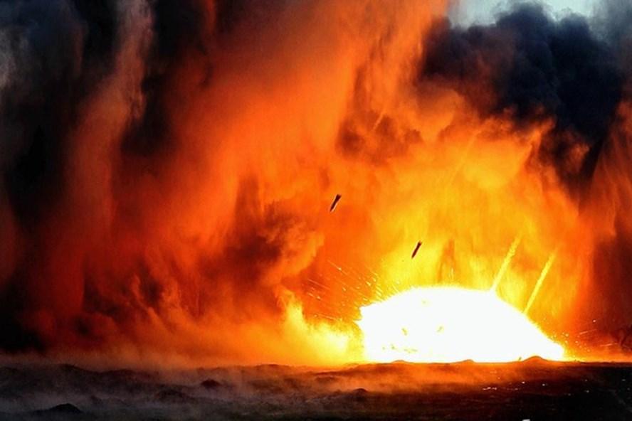 Israel nhiều lần tấn công Syria. Ảnh: Reuters