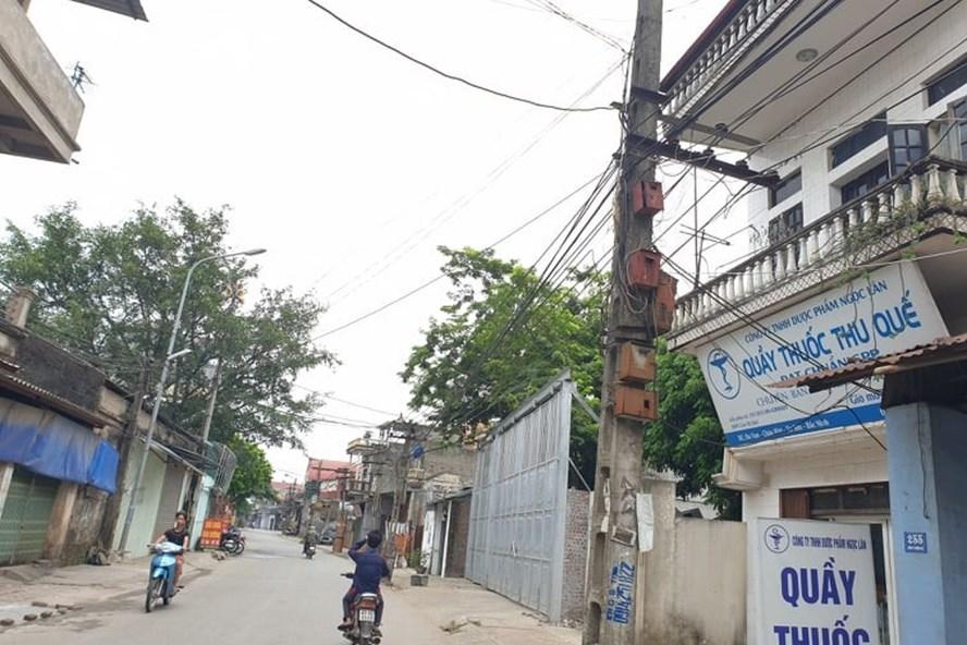 Người dân muốn nhà nước trực tiếp quản lý hệ thống điện tại địa phương. Ảnh: Phạm Đông