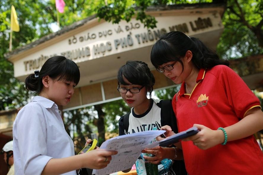 Học viện Chính sách và Phát triển có điểm chuẩn dự kiến trong ngưỡng 17,5 đến 18 điểm, sai số 0,5. Ảnh: Hải Nguyễn