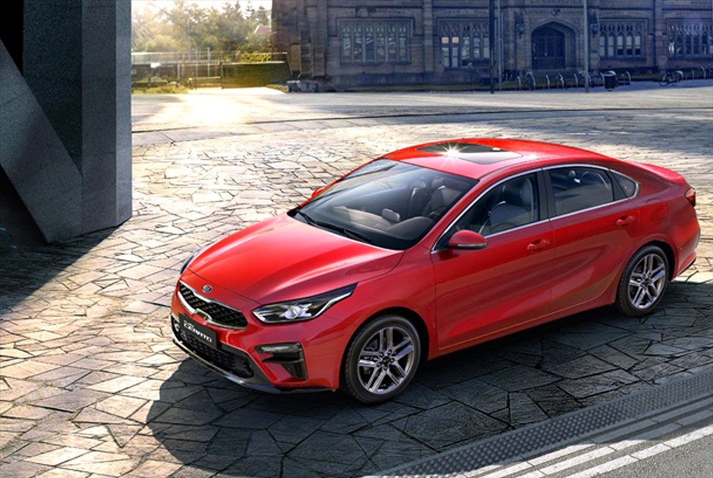 Kia All-New Cerato.