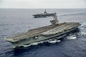 Việt Nam nói về tàu sân bay Mỹ tuần tra lúc Biển Đông diễn biến phức tạp