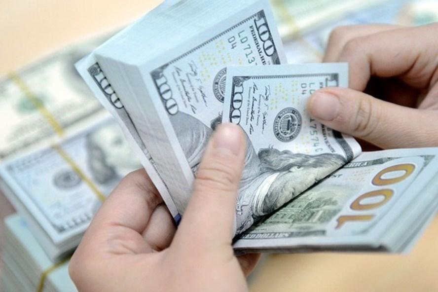 Tỷ giá ngoại tệ hôm nay 28.7: Giá USD tăng chạm đỉnh 2 tháng . Ảnh TL